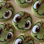 Iced Cookies -Turtle