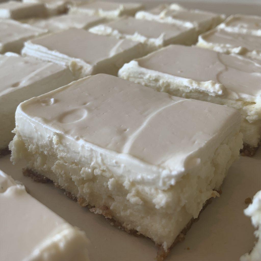 Sour Cream Cheese Slices