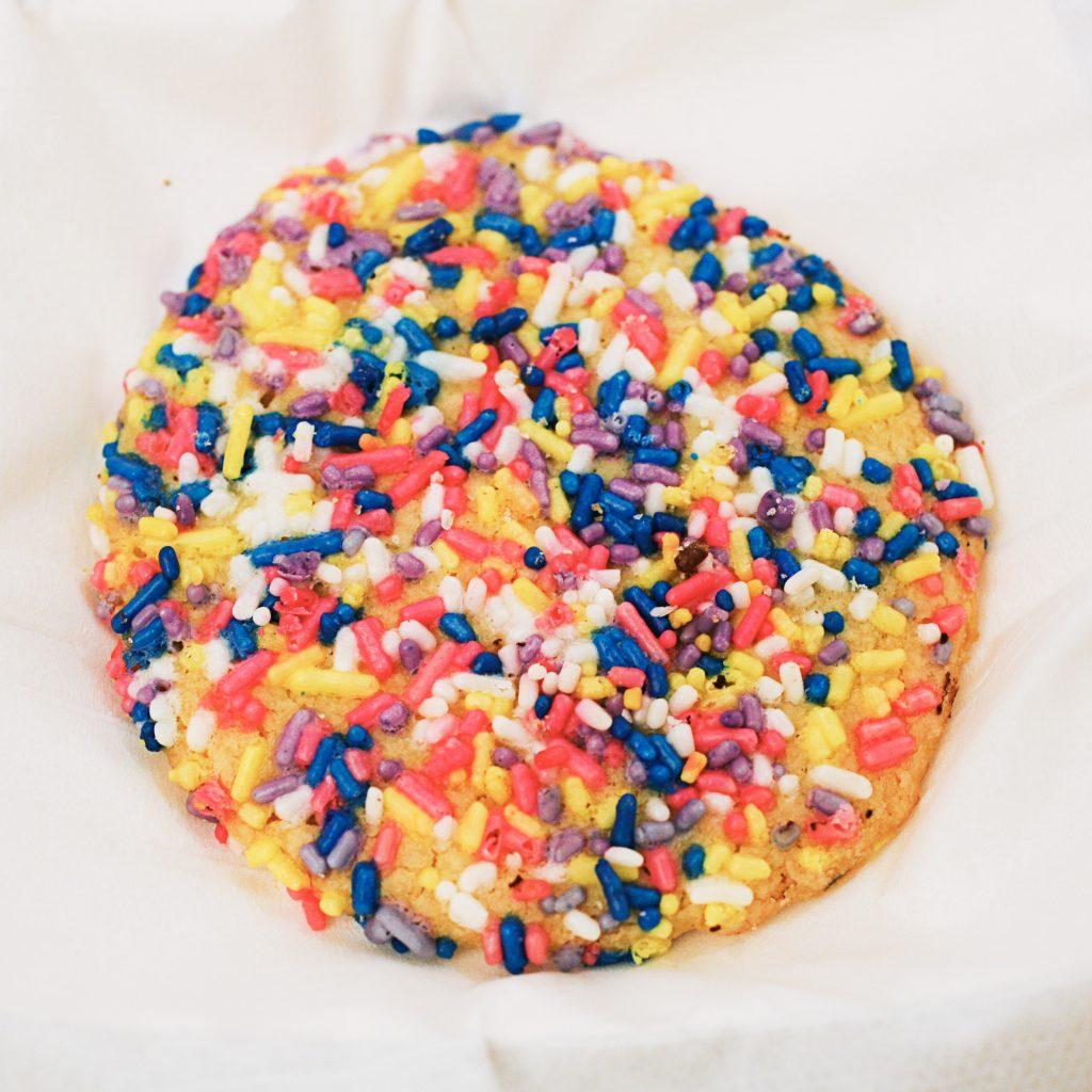 Sprinkle Cookie