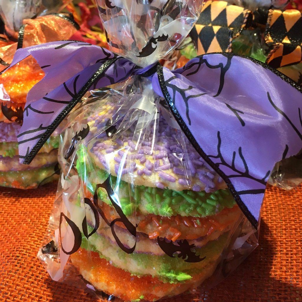 Halloween Cookie Bag