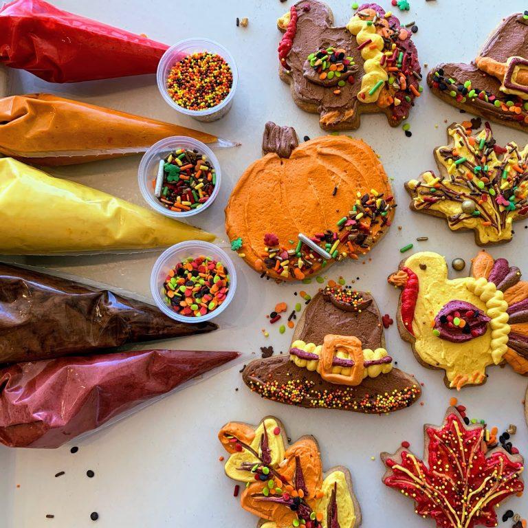 DIY Cookie Kit - Thanksgiving