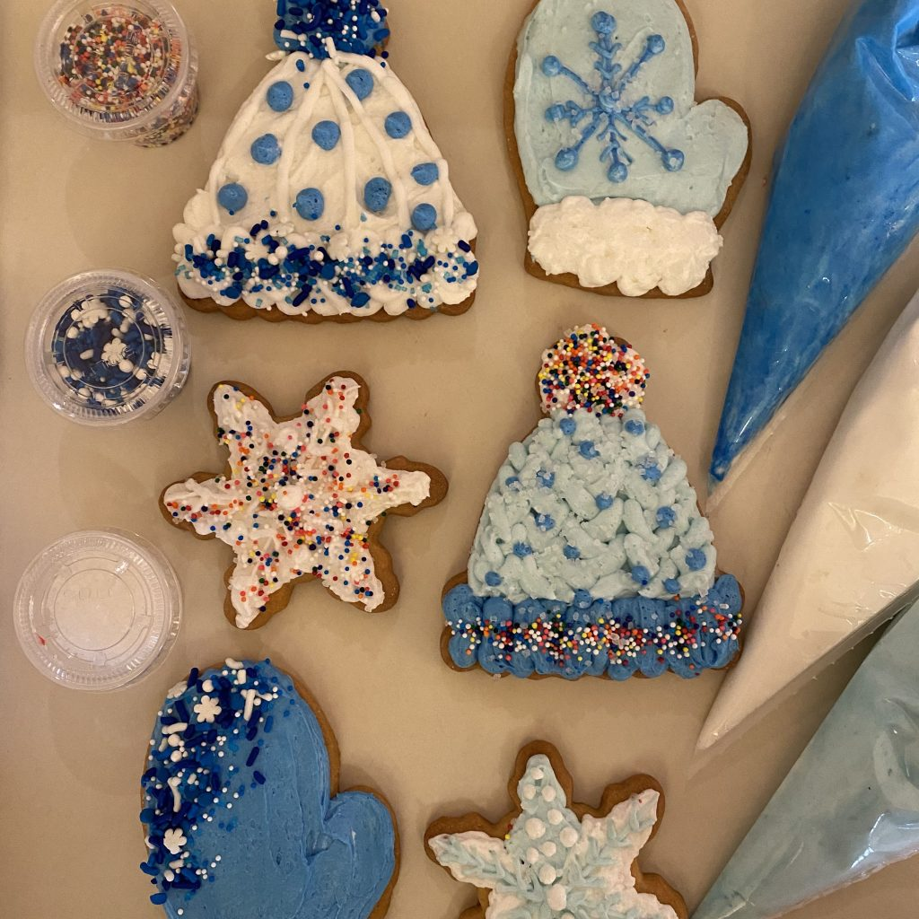 DIY Winter Cookie Kit