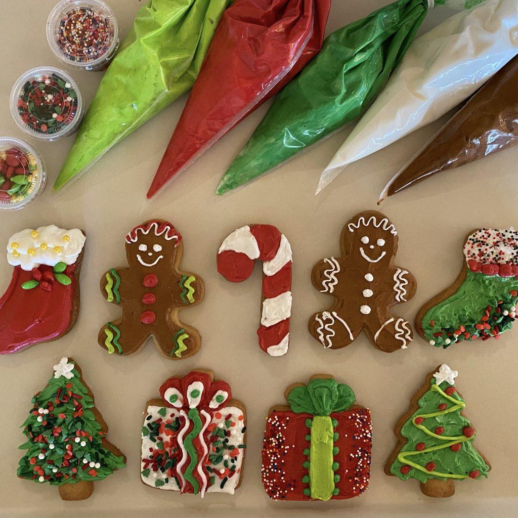 DIY Christmas Cookie Kit