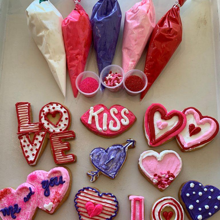 Valentine's DIY Cookie Kit 2021