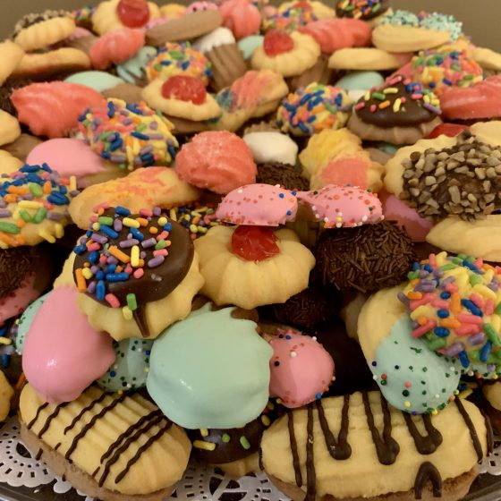 Butter Cookies 2020
