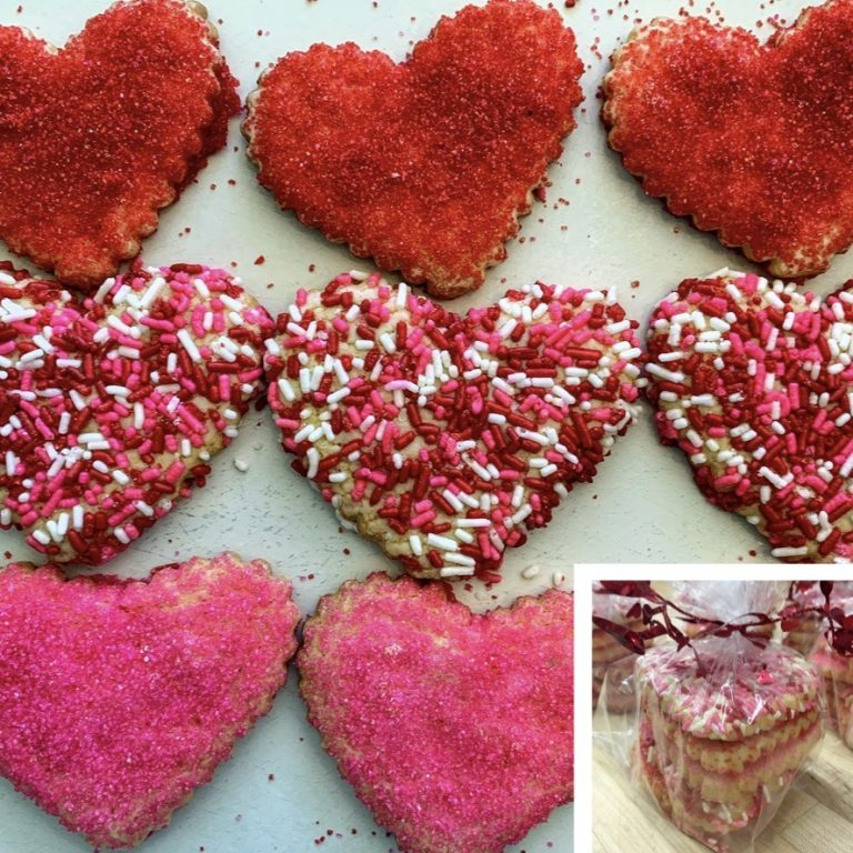 Valentine's Holiday Cookie Bag Website Pic 2021