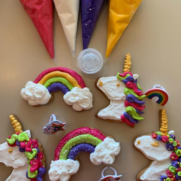 DIY Unicorn Cookie kit
