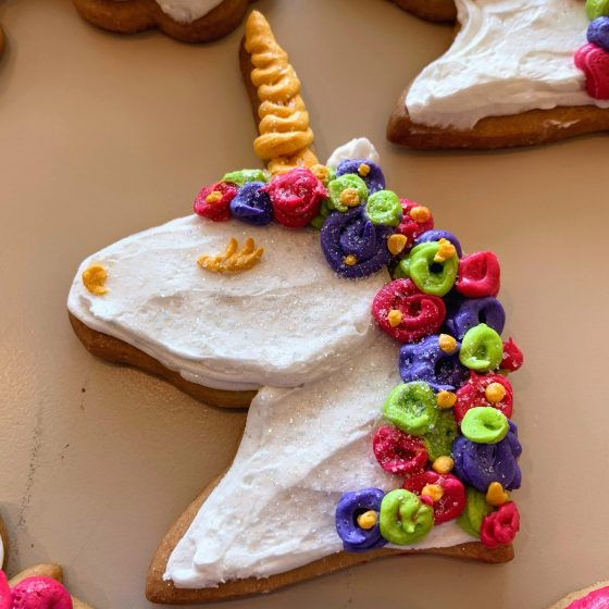 Unicorn DIY Cookie Kit