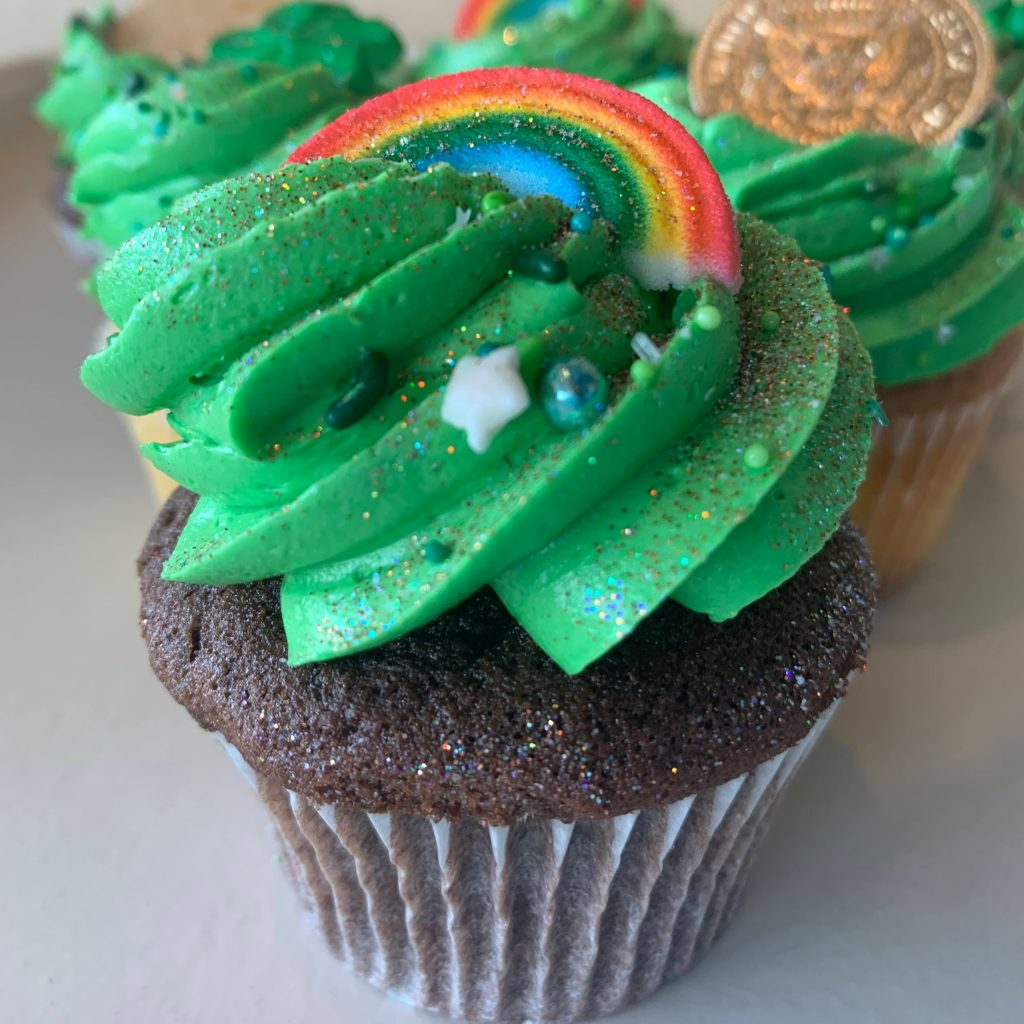 St. Patrick's Day Cupcake Packs