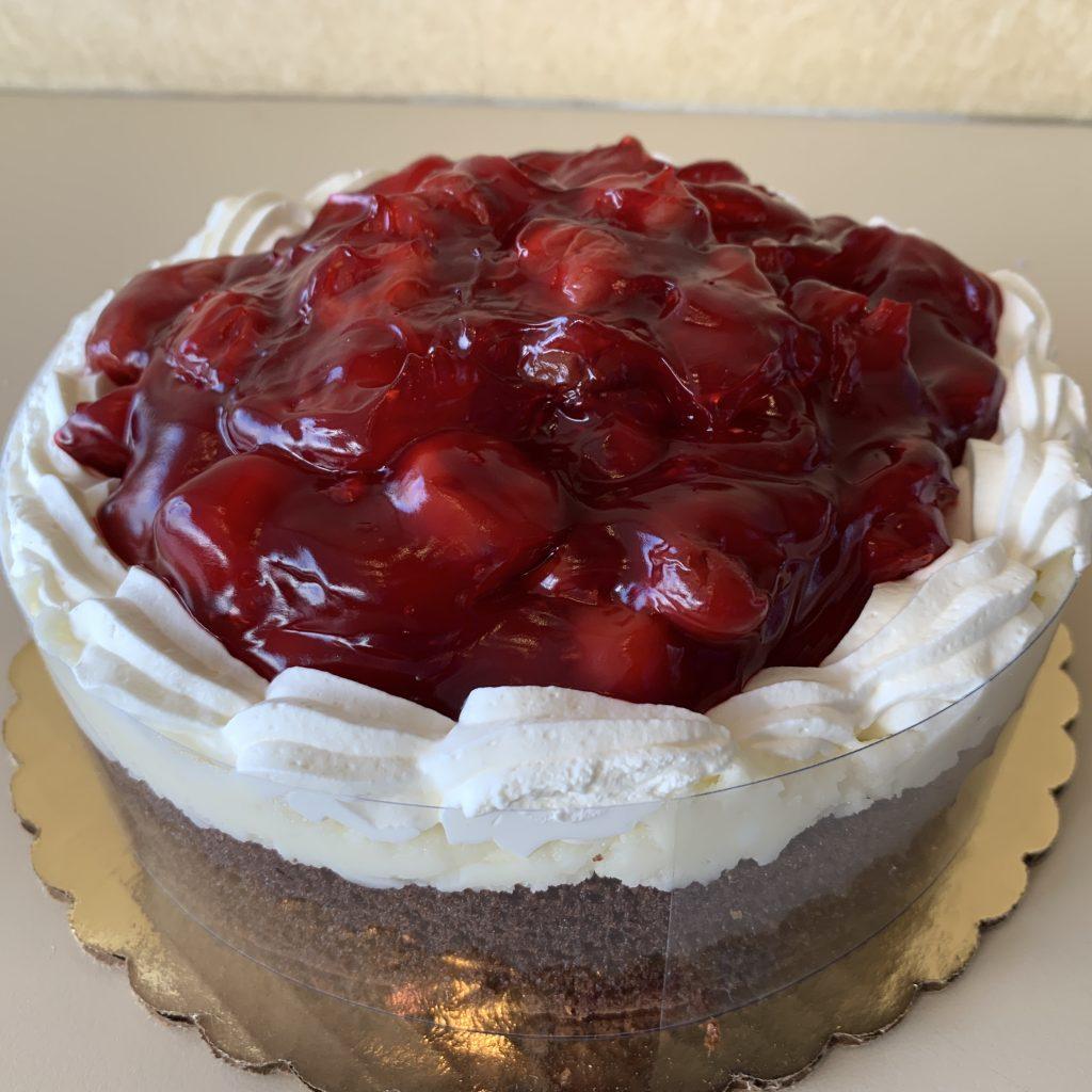 Chocolate Cherry Shortcake 2021