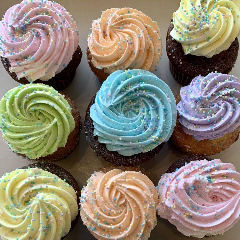Spring Cupcake 6 Pack 2021