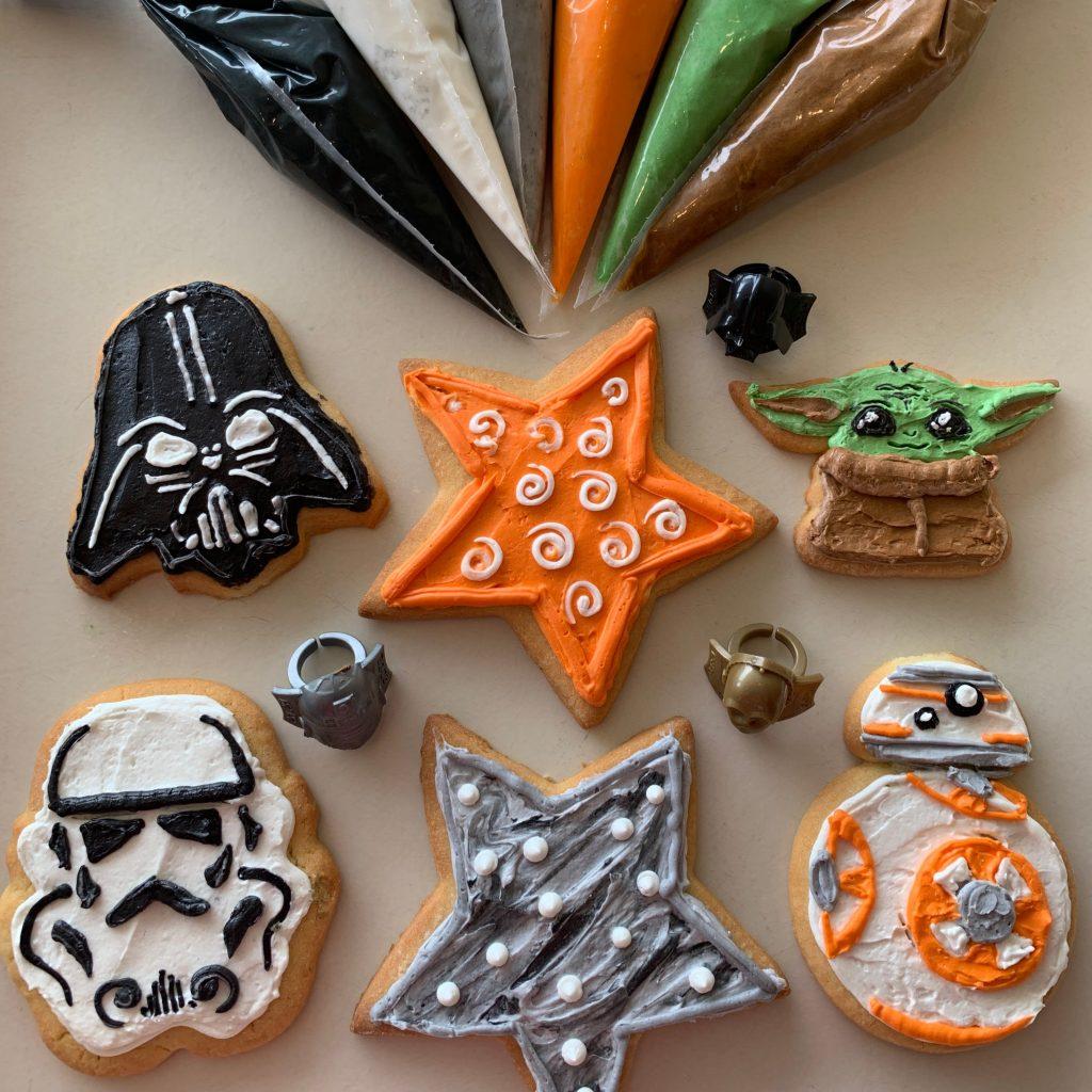 DIY Cookie Kit - Star Wars