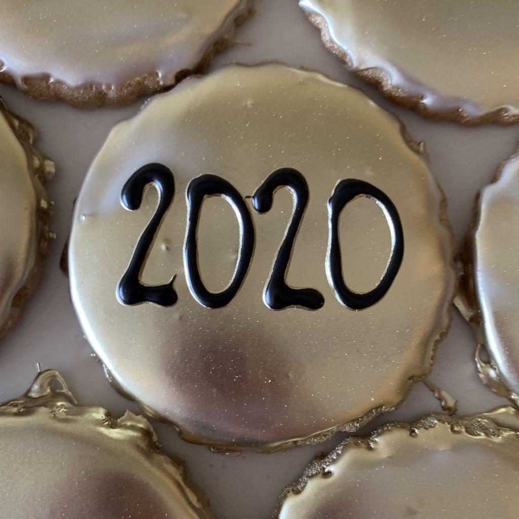 Graduation Iced Cookie 2021