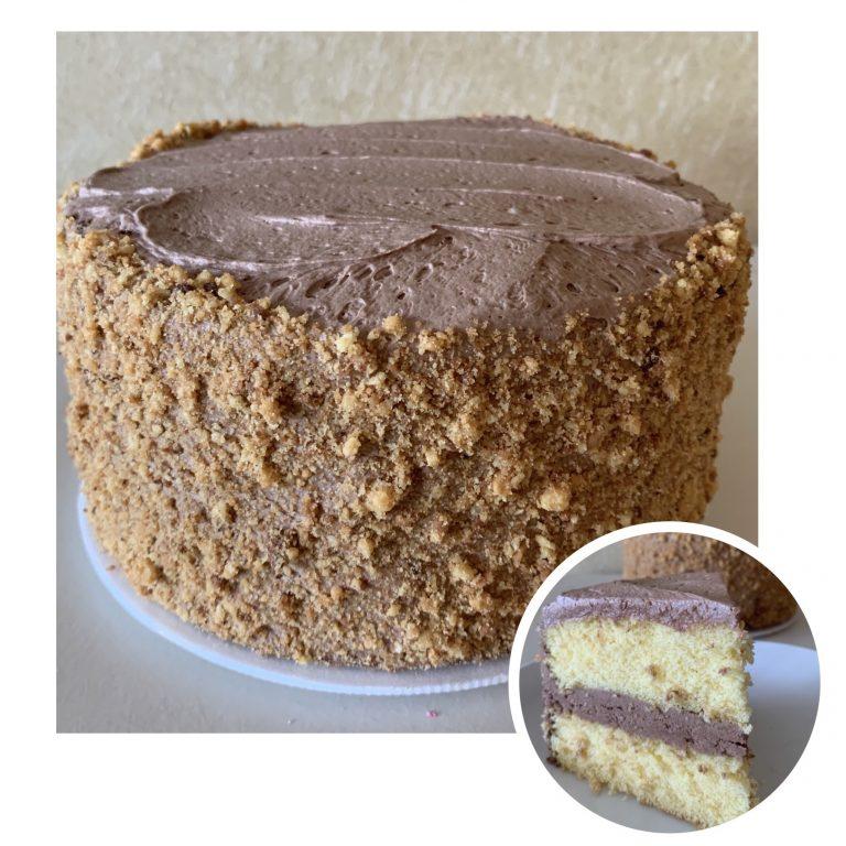 Choc BC Yellow Layer Cake Website Pic 2021