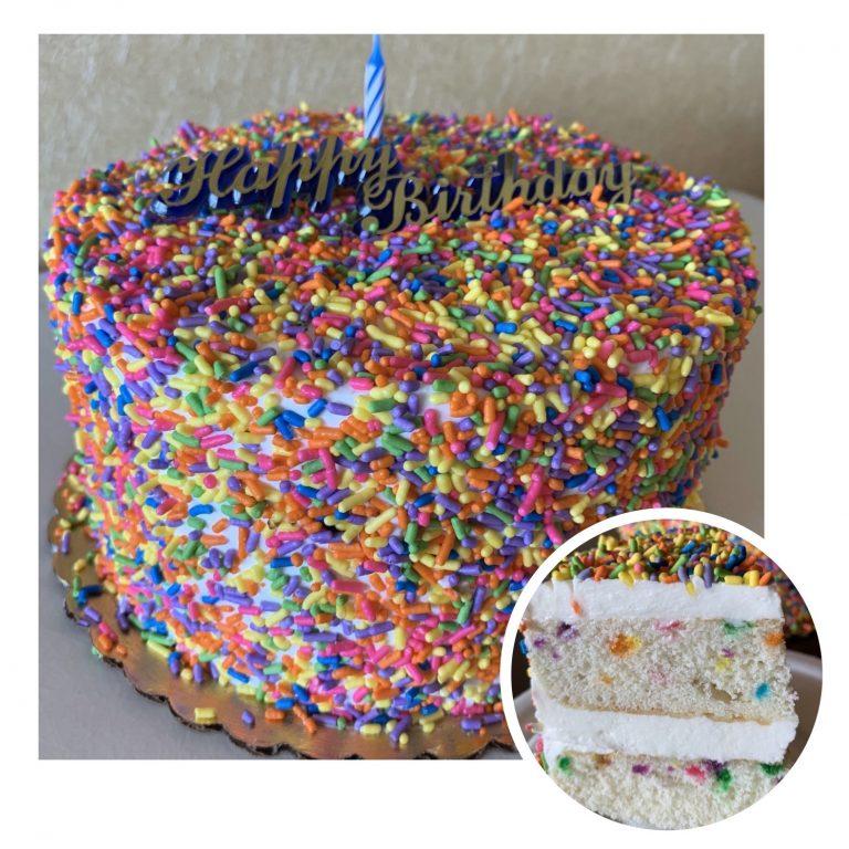 Funfetti Sprinkle Cake Website Pick 2021