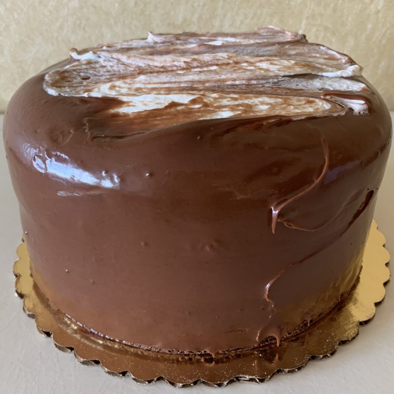 Half and Half Layer Cake 2021