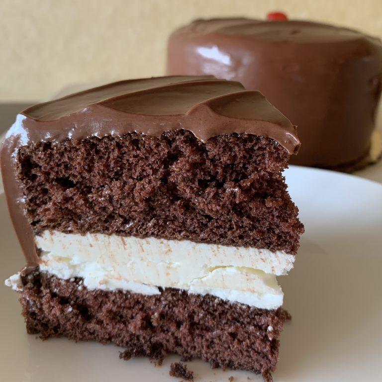 Devil's Food with Fudge Layer Cake 2021